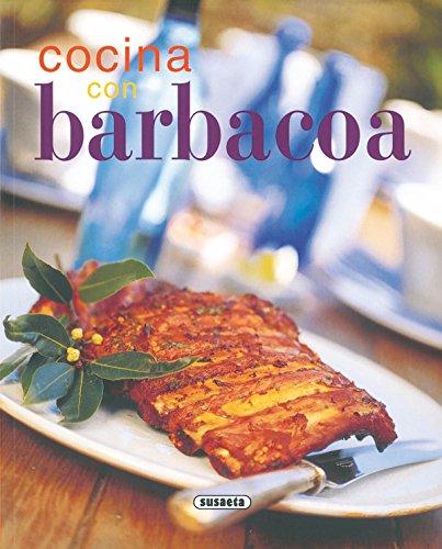 Libro Cocina con Barbacoa