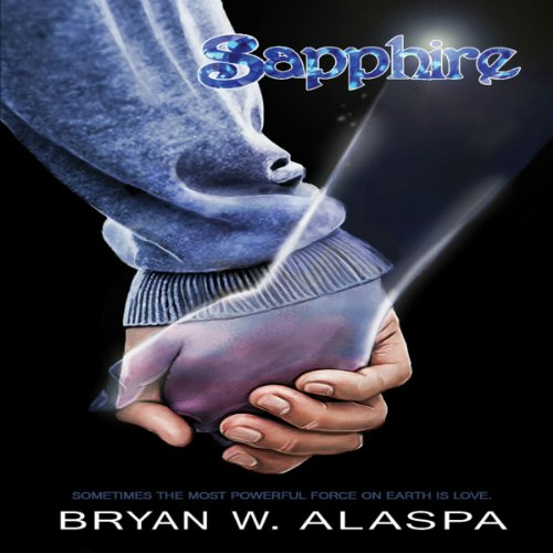 Sapphire audiobook cover art