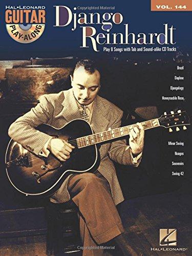 Guitar Play-Along Volume 144: Django Reinhardt: Play-Along, CD für Gitarre