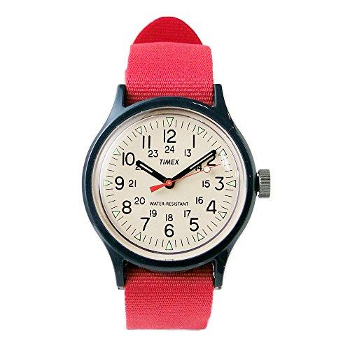 [タイメックス] TIMEX 腕時計 キャンパー camper 12月販売 日本限定企画 オリジナルキャンパー アイボリー ...