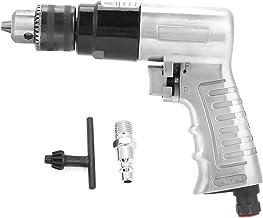 Taladro de aire neumático de diseño de gatillo Pistola neumática de rotación manual reversible de 3/8