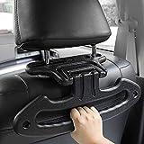 Mufly Gruccia appendiabiti auto dei vestiti o dei cappotti Macchina munifunzione da viaggio Auto pomolo sicuro