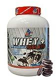 Proteina Whey+Isolada 2Kg Caramelo Galleta Bavarian Elite