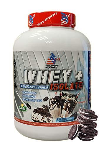 Proteina Whey+Isolada 2KG Oreo Bavarian Elite