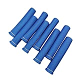labwork Blue 1200° Spark Plug Wire Boots Heat Shield Protector Sleeve for SBC BBC