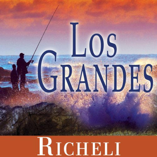 Los Grandes [The Great Ones] audiobook cover art