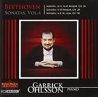 Beethoven Sonatas Vol. 4