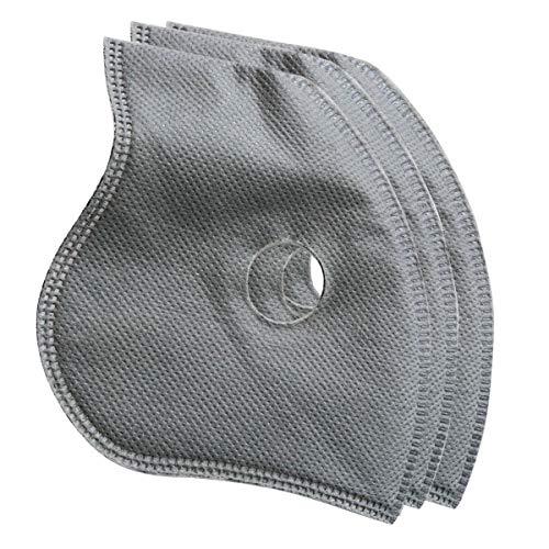 TJ MARVIN A515 Set 3 filtri ricambio ai carboni attivi per maschera A15