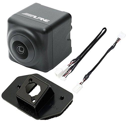 Alpine (Alphard / Vellfire System 30 (H27 / 1 ~ Strom entsprechende Post H30 / 1 kleinere Änderungen) gewidmet Multivac Kamera Paket (schwarz) HCE-C2000RD-AV