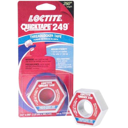 LOCTITE(ロックタイト) クイックテープ 249 ねじゆるみどめ用  1372603