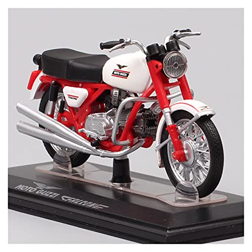El Maquetas Coche Motocross Fantastico 1:24 para Guzzi Falcone Sport Bike Motocicleta Modelo De Vehículo Fundido A Presión Réplicas En Miniatura De Regalo para Niños Regalos Juegos Mas Vendidos