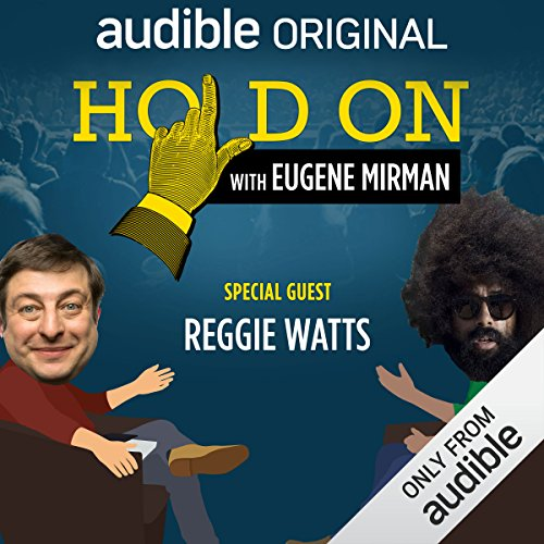 Reggie Watts Goes Beyond the Beaded Curtain audiobook cover art
