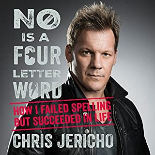 No Is a Four-Letter Word audiobook cover art