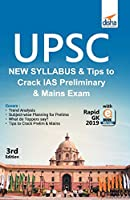 UPSC New Syllabus & Tips to Crack IAS Preliminary and Mains Exam with Rapid GK 2019 ebook 3rd Edition