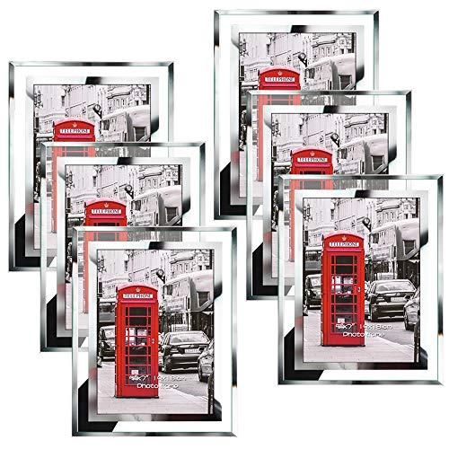 Schliersee - Marco de Fotos de Vidrio (5 x 7 cm, 6 Unidades)