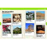 Atene-Con-Carta-geografica-ripiegata
