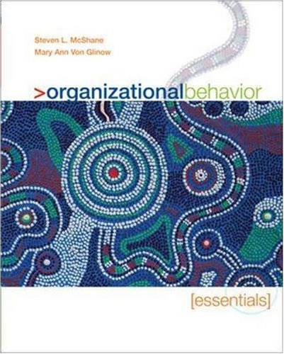 Organizational Behavior: Essential