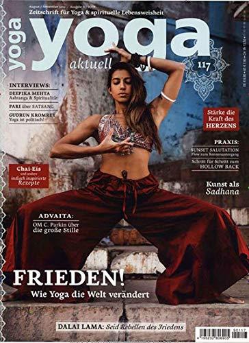 Yoga Aktuell [Abonnement jeweils 6 Ausgaben jedes Jahr]