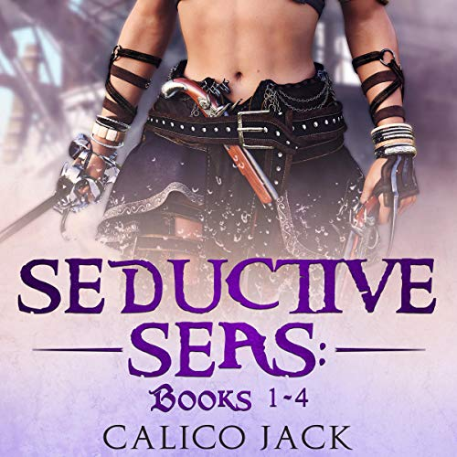 Couverture de Seductive Seas