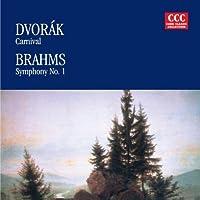 Carnival/ Brahms Sym. 1 by DVORAK (1995-01-24)