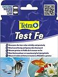 Tetra Test Fe (hierro) - Prueba de agua para acuarios de agua dulce y estanques de jardín