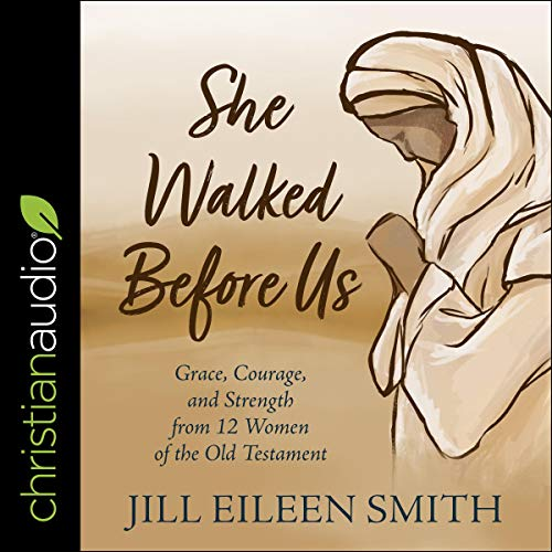She Walked Before Us  By  cover art