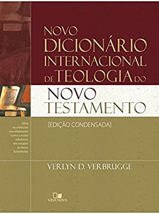 Novo Dicionário Internacional de Teologia do Novo Testamento