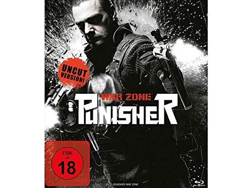 Punisher Warzone, Steelbook, Blu-ray, Saturn/Mediamarkt exklusiv, Uncut, Region B