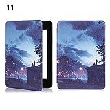 Ultra delgado elegante caso magnético pu cuero cubierta protectora para Amazon Kindle Paperwhite 1/2/3(11)
