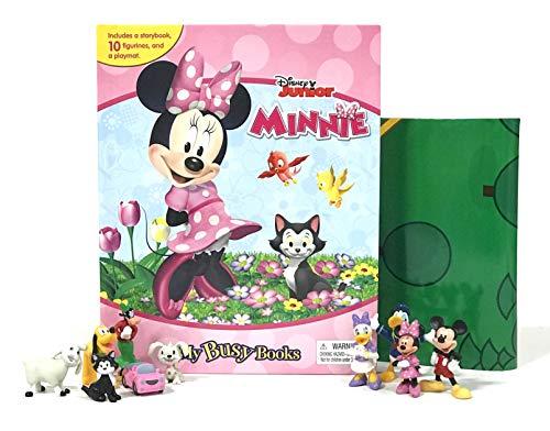Disney Junior Minnie My Busy Book