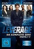 Leverage - Die komplette Serie (20 Discs) [DVD]