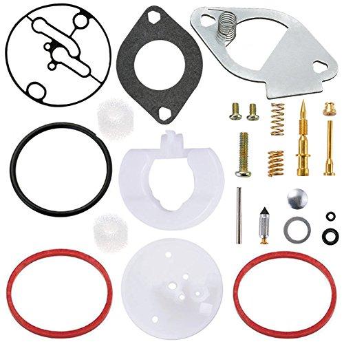 YOFMOO Carburetor Rebuild Kit fits Master Overhaul Nikki Carbs 796184 698787 699900 699521 792369 790032 Craftsman 11HP - 19HP Engine