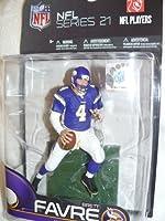 McFarlane Minnesota Vikings Brett Favre Action Figure