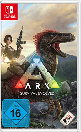 ARK: Survival Evolved (Switch)