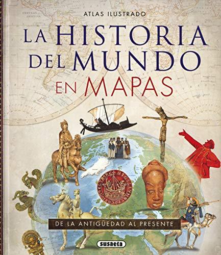 Historia Del Mundo En Mapas (Atlas Ilustrado) 🔥