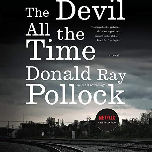 The Devil All the Time Titelbild