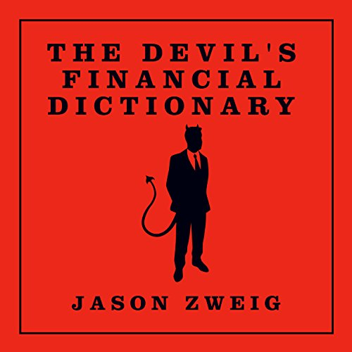 The Devil's Financial Dictionary audiobook cover art