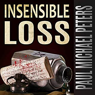 Insensible Loss audiobook cover art