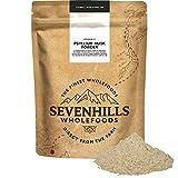 Sevenhills Wholefoods Flohsamenschalen-Pulver Bio 1kg