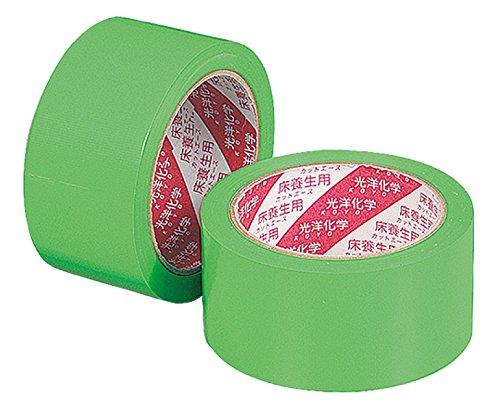 光洋化学 養生テープ カットエース FG 緑 中粘着 50mm×50m 30巻セット