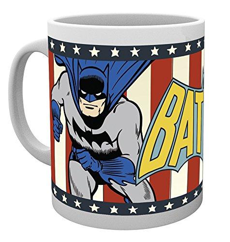 GB Eye LTD, DC Comics, Batman Vintage, Tasse