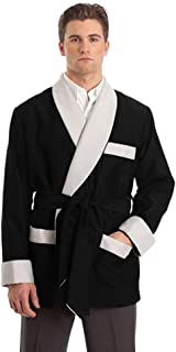 smoking jacket robes