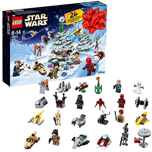 LEGO Star Wars - Calendario de adviento (75213