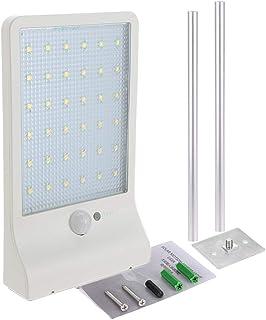 Sensitive Light Control Sensor Entweg 36 LED 450LM Solar Powered Energy PIR Motion Sensor Wall Lamp Adopted Human Infrared...