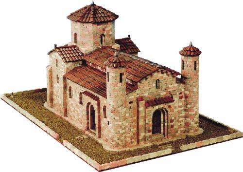 CUIT 3.621 San Martin Fromista Église Multicolore