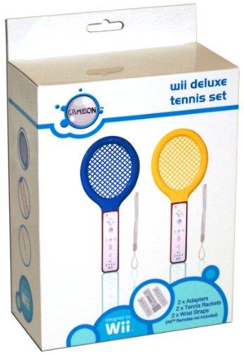 GameOn Pro Tennis Set (Wii) [Importación inglesa]