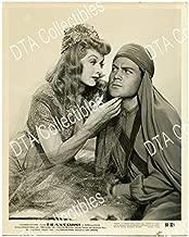 MOVIE PHOTO: MAGIC CARPET-PROMO STILL-LUCILLE BALL-1951-ADVENTURE VG