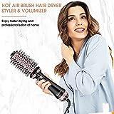 Zoom IMG-1 spazzola asciugacapelli raxurt ad aria