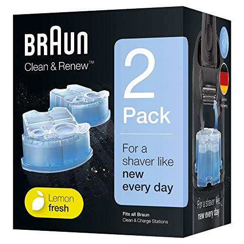 Braun Clean&Renew Cartuchos de...