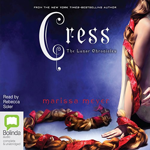 Cress audiobook cover art